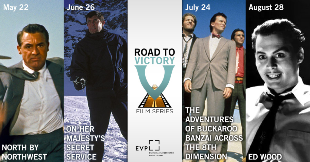 Road to Victory Film Series header