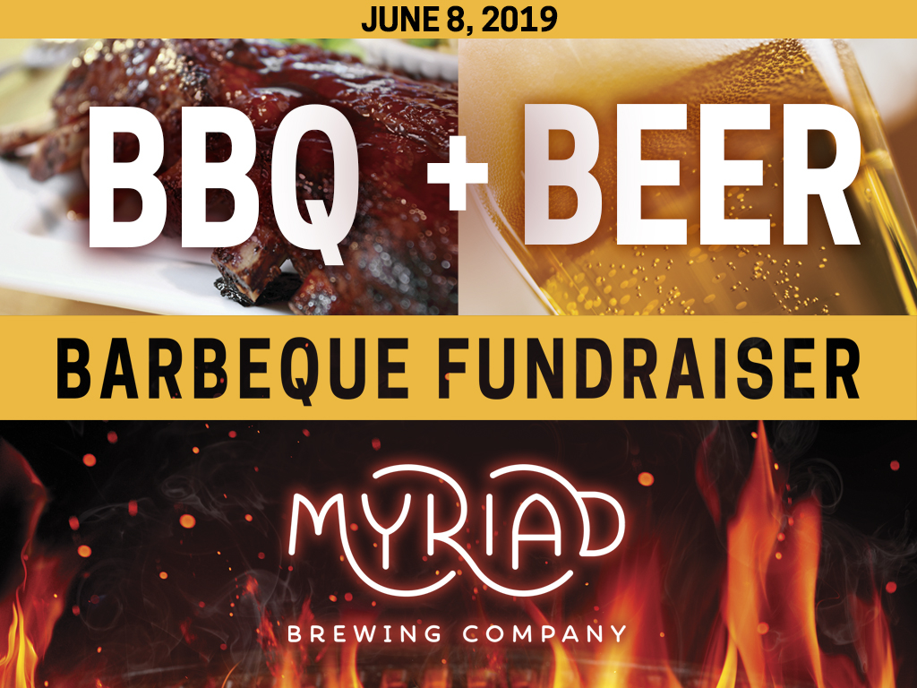 Myriad Brewing Barbecue Fundraiser