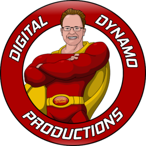 Digital Dynamo Productions logo