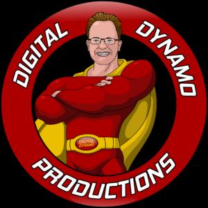 Digital Dynamo Productions logo