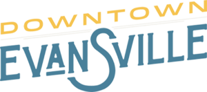Downtown Evansville logo